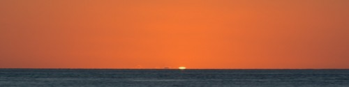 Green Flash (Sort of)