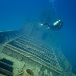Sunken Salvage Ship, Million Dollar Point 1