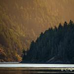 Sunrise from Bodega Anchorage