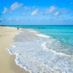 Boy on a Beach, Bimini, Bahamas