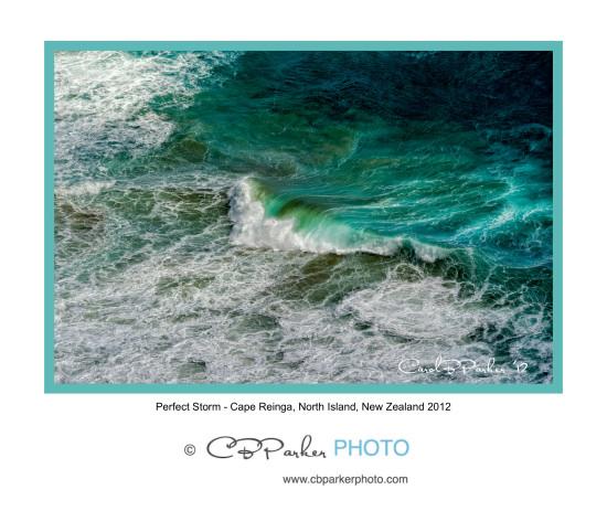 Perfect Storm - Cape Reinga, New Zealand 2012